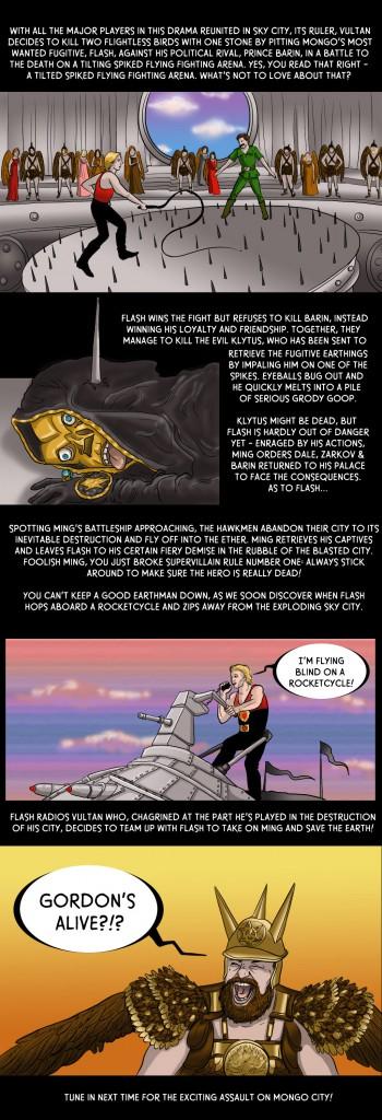 Flash Gordon Page 5